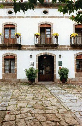 casa rural el jard n del convento herv s c ceres